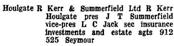 Wrigley Henderson Amalgamated BC Directory, 1924, page 870 (edited image)
