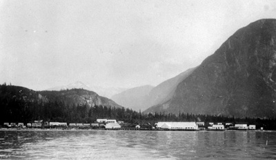 Kimsquit Cannery, 1915; British Columbia Archives, Item C-04943; http://search-bcarchives.royalbcmuseum.bc.ca/kimsquit-cannery.