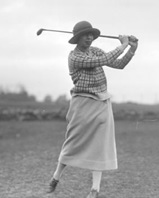 Miss Harvey (Mrs. C.R. Bull) teeing off at the Jericho Country Club golf course, 1920s; Vancouver City Archives, Item: SGN 1609; http://searcharchives.vancouver.ca/miss-harvey-mrs-c-r-bull-teeing-off-at-jericho-country-club-golf-course.