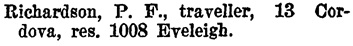 Henderson's BC Gazetteer and Directory, 1897, page 674 (Vancouver)