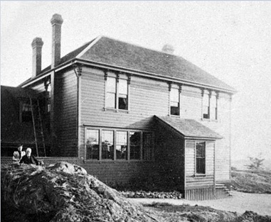 Rout Harvey Sr.'s home; Stoneyhurst, 1369 Rockland Avenue, Victoria; constructed 1884; British Columbia Archives, Item D-03766 [cropped]; http://search.bcarchives.gov.bc.ca/rout-harvey-sr-s-home-stoneyhurst-1369-rockland-avenue-victoria-constructed-1885