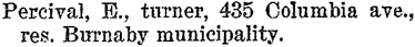 Henderson's BC Gazetteer and Directory, 1898, page 317.