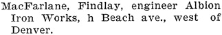 "Henderson's BC Gazetteer and Directory, 1902, page 713 (""Denver"" should say ""Denman"".)"
