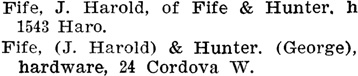 Henderson's BC Gazetteer and Directory, 1904, page 510.