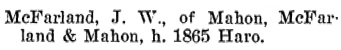 Henderson's BC Gazetteer and Directory, 1901, page 724.