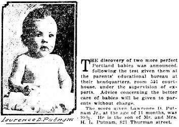 The Sunday Oregonian. (Portland, Ore.) 1881-current, March 28, 1920, Section Four, Image 68; http://oregonnews.uoregon.edu/lccn/sn83045782/1920-03-28/ed-1/seq-68/.