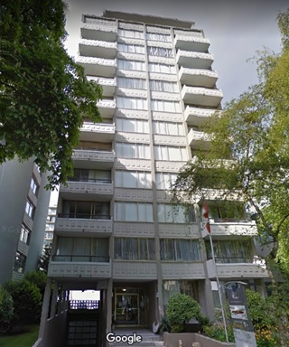 1924 Barclay Street, Vancouver, Google Streets; searched June 18, 2017; image dated May 2012.