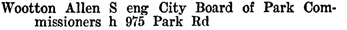 Henderson's Greater Vancouver City Directory, 1914, Part 2, page 1356.