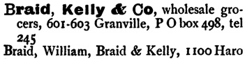 Vancouver City Directory, 1896, page 109.