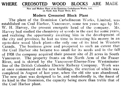 Western Lumberman, April 1911, eighth year, number 4; page 31; https://archive.org/stream/westernlumberman1911#page/n216/mode/1up [selected portions].