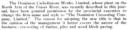 Western Lumberman, April 1911, eighth year, number 6; page 40; https://archive.org/stream/westernlumberman1911#page/n345/mode/1up.