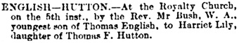 Sunderland Daily Echo and Shipping Gazette Tyne and Wear, England, August 7, 1901, page 2.