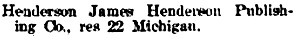 Victoria City Directory, 1901, page 81.