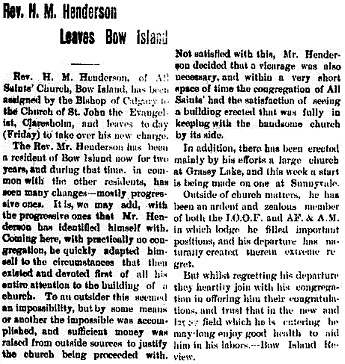 Claresholm Review, February 22, 1912, Page 1, Item Ar00105; http://peel.library.ualberta.ca/newspapers/CHR/1912/02/22/1/Ar00105.html.