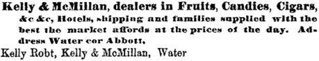 Williams' BC Directory, 1889, page 478.