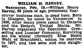 Toronto Globe, February 11, 1933, page 12.