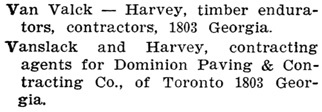 Henderson's BC Gazetteer and Directory, 1903, page 832.