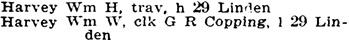Toronto City Directory, 1901, page 511; https://archive.org/stream/torontodirec190100midiuoft#page/n510/mode/1up.