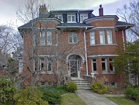 240 Balmoral Avenue, Toronto, Ontario; Google Streets, searched July 29, 2017; image dated April 2009.