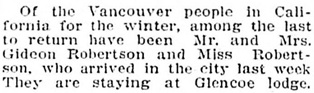 Victoria Daily Colonist, April 20, 1910, page 5, column 2; http://archive.org/stream/dailycolonist19100420uvic/19100420#page/n4/mode/1up.
