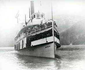 SS Kaslo at Kaslo; Image courtesy of Touchstones Nelson Archives; http://touchstonesnelson.ca/exhibitions/sternwheelers/img/gallery/boats/kaslo/NM-84-95-005.jpg.