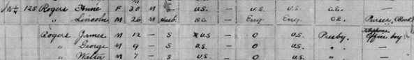 """Canada Census, 1891,"" database, FamilySearch (https://familysearch.org/ark:/61903/1:1:MWK3-KVL : 3 August 2016), Lincoln Rogers, Nanaimo City Middle Ward, Vancouver, British Columbia, Canada; Public Archives, Ottawa, Ontario; Library and Archives Canada film number 30953_148093; http://central.bac-lac.gc.ca/.item/?app=Census1891&op=pdf&id=30953_148093-00502."