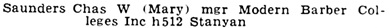Polk's Crocker-Langley San Francisco city directory, 1930, page 1259; https://archive.org/stream/polkscrockerlang1930dire#page/1259/mode/1up [edited image].