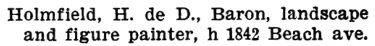 Henderson's City of Vancouver Directory, 1907, page 510.