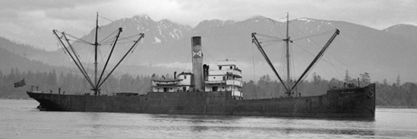 S.S. Rochelie, May 24, 1933, Vancouver City Archives, CVA 447-2634; http://searcharchives.vancouver.ca/s-s-rochelie [cropped].