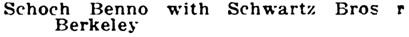 San Francisco, California, City Directory, 1919, page 1456.