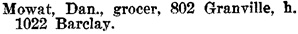 Henderson's BC Gazetteer and Directory, 1898, page 590.