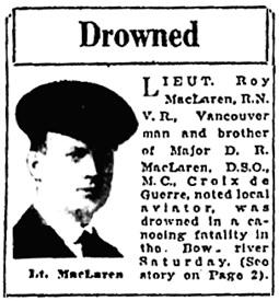 Vancouver Sun, May 28, 1928, page 1, column 7; https://news.google.com/newspapers?id=bTlmAAAAIBAJ&sjid=qIgNAAAAIBAJ&pg=2183%2C3540167.