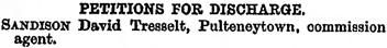 The Commercial Gazette (London, England), September 11, 1895, page 24, column 1.