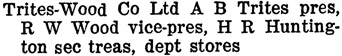 Henderson's BC Gazetteer and Directory, 1910, Part 1, page 773 (Fernie).