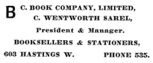 Henderson's BC Gazetteer and Directory, 1902, page 616.