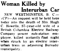 Nanaimo Daily News, September 29, 1939, page 2, column 2.