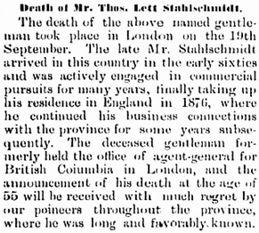 Victoria Daily Colonist, October 14, 1888, page 4, column 2; http://archive.org/stream/dailycolonist18881014uvic/18881014#page/n3/mode/1up