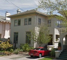 2962 Russell Street, Oakland, California; Google Streets; searched December 2, 2017; image dated April 2011.