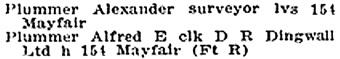 Henderson's Winnipeg city directory, 1908, page 990; http://peel.library.ualberta.ca/bibliography/921.3.9/962.html.