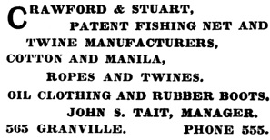 Henderson's City of Vancouver Directory, 1905, page 224.