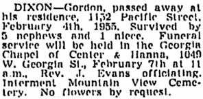 Vancouver Sun, February 5, 1955, page 32, column 3; https://news.google.com/newspapers?id=vjtlAAAAIBAJ&sjid=vIkNAAAAIBAJ&pg=1503%2C1036618.