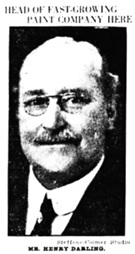 Henry Darling, Vancouver Daily World, August 17, 1921, page 8, column 2.