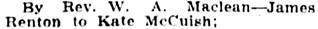 The Winnipeg Tribune, May 1, 1907, page 7, column 1.
