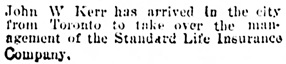 Vancouver Daily World, April 30, 1902, page 1, column 6.