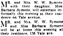 The Winnipeg Tribune, December 24, 1937, page 12, column 7-8.