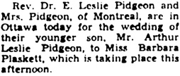 The Ottawa Journal, October 25, 1941, page 8, column 5.