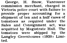 The Chilliwack Progress, October 13, 1937, page 5, column 3.