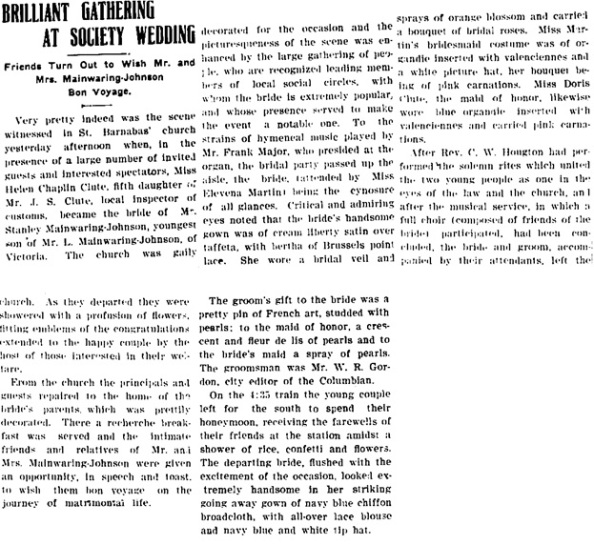 The Daily News, New Westminster, June 21, 1906, page 8, columns 2-3; https://open.library.ubc.ca/collections/bcnewspapers/nwdn/items/1.0316252#p7z-2r0f.