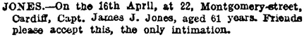 Weekly Mail (Wales), April 21, 1906, page 12, column 4; http://newspapers.library.wales/view/3378149/3378161/237/