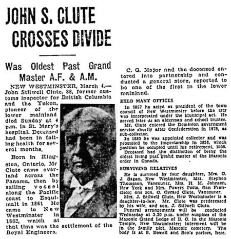 Vancouver Sun, March 4, 1929, page 14, column 5; https://news.google.com/newspapers?id=uvRlAAAAIBAJ&sjid=yIgNAAAAIBAJ&pg=3080%2C486105.